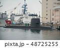 軍港の街横須賀、初めて湾内から軍艦を観る軍港クルーズ船に乗った。 48725255