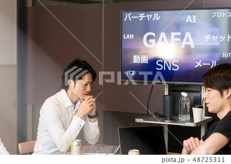 ビジネス 勉強会 研修 店舗 48725311