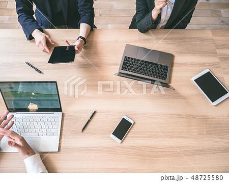 ビジネス ミーティング 経営会議 48725580