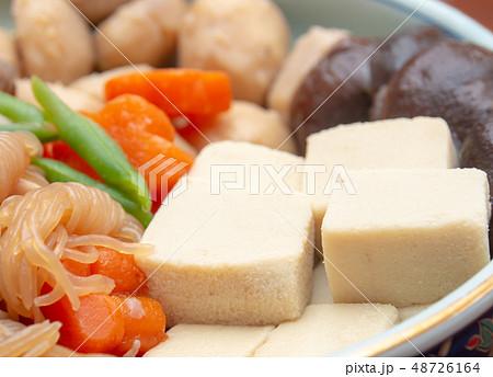おいしそうな煮物 和食 家庭料理 48726164