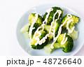 ブロッコリー サラダ 48726640
