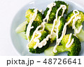 ブロッコリー サラダ 48726641