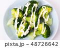ブロッコリー サラダ 48726642
