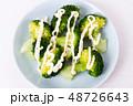 ブロッコリー サラダ 48726643