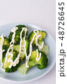 ブロッコリー サラダ 48726645