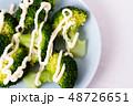 ブロッコリー サラダ 48726651