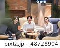 ビジネス エンジニア グループの写真 48728904