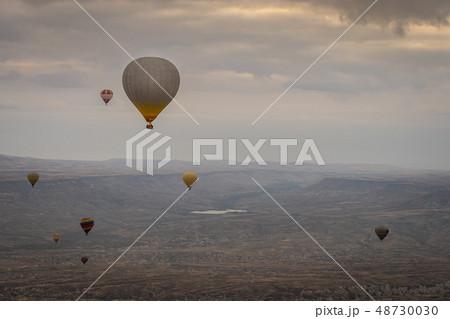 Hot air balloon ride in Capadocia, Turkey 48730030