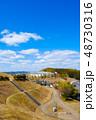 青空 空 雲の写真 48730316