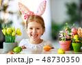 EASTER イースター 復活祭の写真 48730350