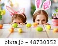 EASTER イースター 復活祭の写真 48730352