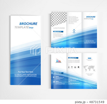 Set of office documents for business. 48731549