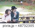 人物 シニア 夫婦の写真 48732305
