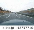 雨天ドライブ 48737710