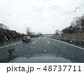 雨天ドライブ 48737711
