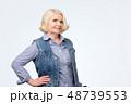 女 女の人 女性の写真 48739553