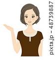 女性【アニメ風・シリーズ】 48739887