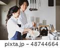 キッチン 厨房 レストランの写真 48744664