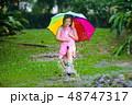 雨 子 子供の写真 48747317