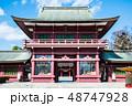笠間稲荷神社 楼門 (茨城県笠間市) 2019年3月現在 48747928