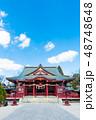 笠間稲荷神社 拝殿 (茨城県笠間市) 2019年3月現在 48748648