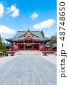 笠間稲荷神社 拝殿 (茨城県笠間市) 2019年3月現在 48748650