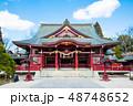 笠間稲荷神社 拝殿 (茨城県笠間市) 2019年3月現在 48748652