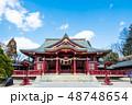 笠間稲荷神社 拝殿 (茨城県笠間市) 2019年3月現在 48748654