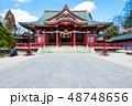 笠間稲荷神社 拝殿 (茨城県笠間市) 2019年3月現在 48748656
