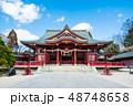 笠間稲荷神社 拝殿 (茨城県笠間市) 2019年3月現在 48748658