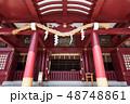 笠間稲荷神社 拝殿 (茨城県笠間市) 2019年3月現在 48748861