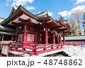 笠間稲荷神社 拝殿 (茨城県笠間市) 2019年3月現在 48748862