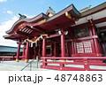 笠間稲荷神社 拝殿 (茨城県笠間市) 2019年3月現在 48748863