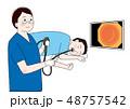 胃内視鏡検査 48757542