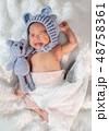 ベビー 赤ちゃん 赤ん坊の写真 48758361