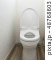 トイレ 便所 手洗いの写真 48768603