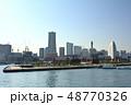 横浜 みなとみらい 赤レンガ倉庫の写真 48770326