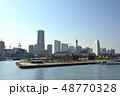 横浜 みなとみらい 赤レンガ倉庫の写真 48770328