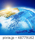 豪州 ニュージーランド ニュージーランドのイラスト 48779162