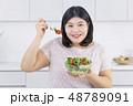 アジア人 アジアン アジア風の写真 48789091