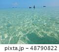 沖縄 離島 八重山 竹富島 おきなわ 南国 日本 観光地 景色 スローな島 自然豊か 琉球  48790822
