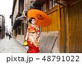 京都 舞妓 舞妓さんの写真 48791022