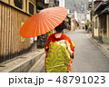 京都 舞妓 舞妓さんの写真 48791023