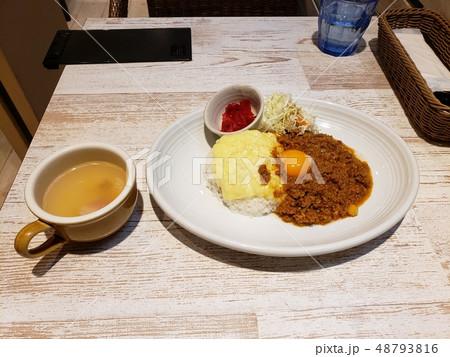 Keema curry キーマカレー 48793816