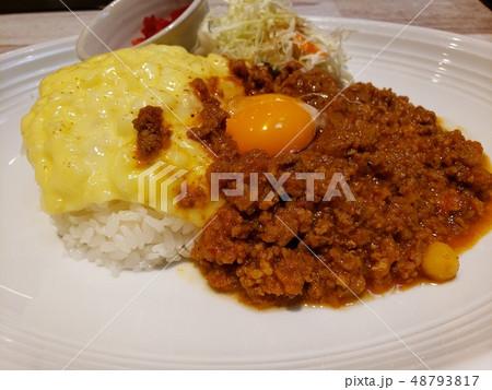 Keema curry キーマカレー 48793817