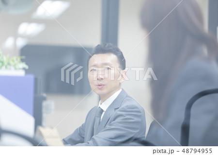 ビジネスシーン 48794955
