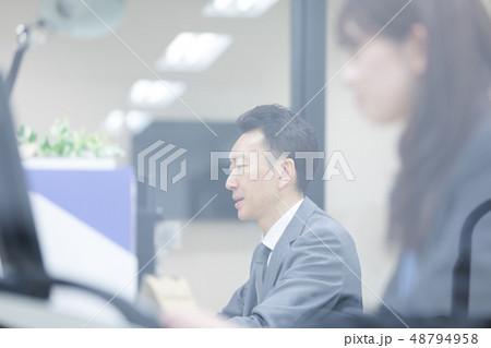 ビジネスシーン 48794958
