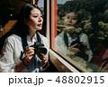 バックパッカー カメラ 写真機の写真 48802915