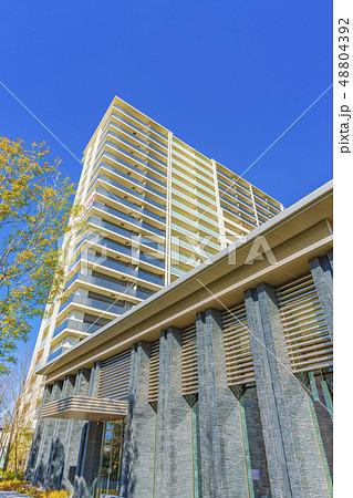 新築タワーマンション イメージ  48804392