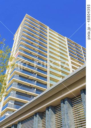 新築タワーマンション イメージ  48804393